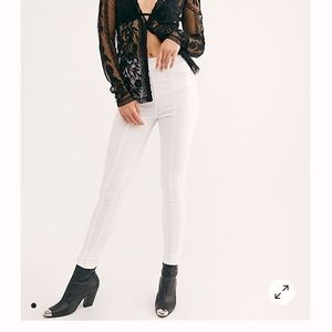 FREE PEOPLE | NWT Feel Alright Skinny Jeans